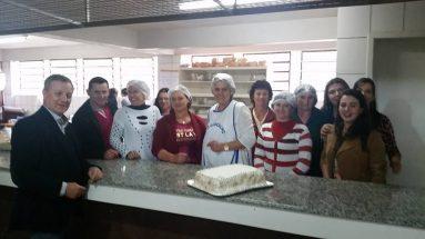 Festa paroquial da comunidade de Alto Cascalho município de Irani