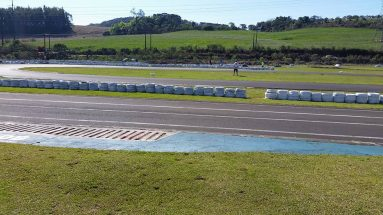 Em Xanxere, uma das melhores pistas de Kart de SC