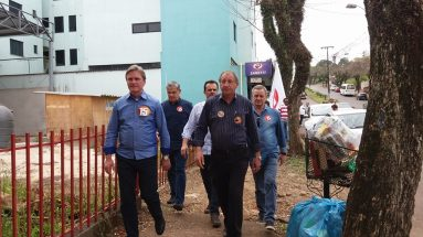Caminhadas das Eleições 2016