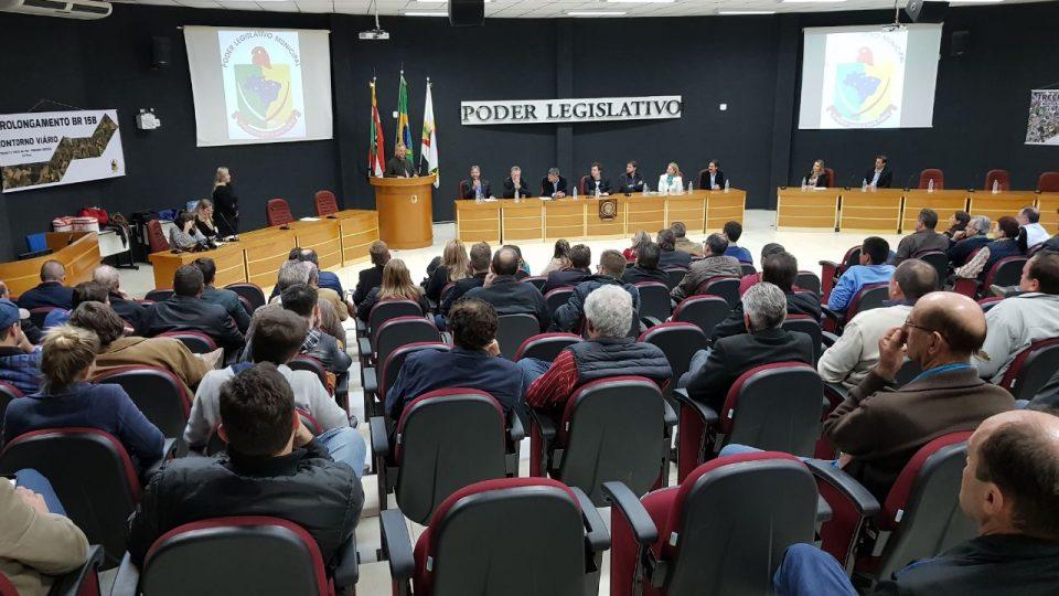 """""""BR's precisam de soluções urgentes"""", diz deputado Colatto"""