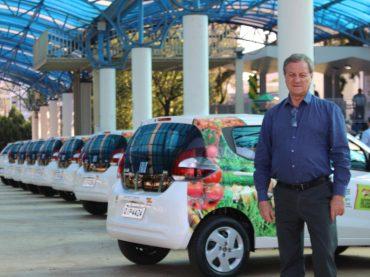 Epagri contempla 11 municípios catarinenses com veículos novos