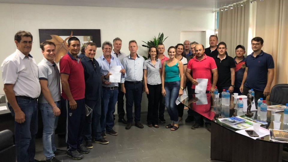 Deputado Colatto destina R$ 200 mil para a saúde e a agricultura de Palmitos