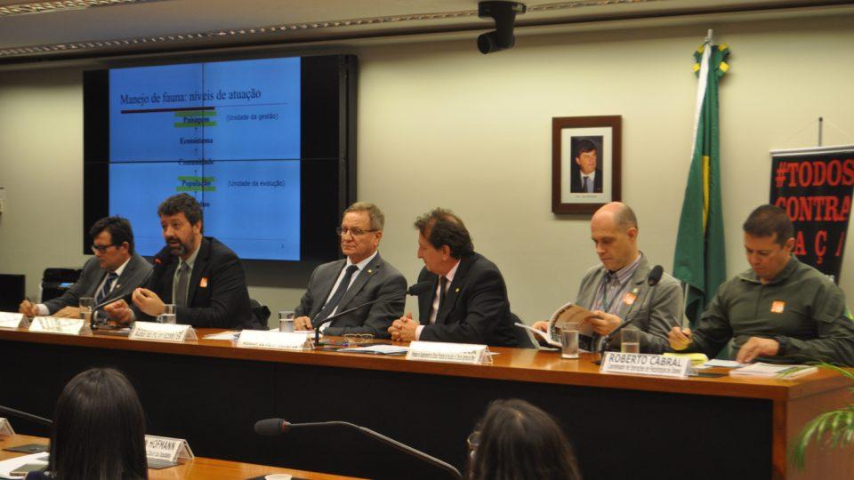 Projeto de lei que institui Política Nacional da Fauna Brasileira é debatido na Câmara