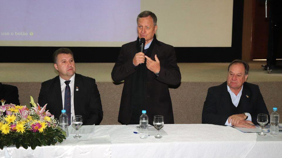 Deputado Colatto recebe homenagem de municípios sedes e alagados por usinas hidroelétricas