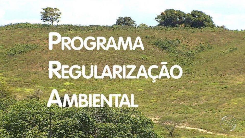 Programa de Regularização Ambiental: prorrogado até 31 de dezembro de 2019